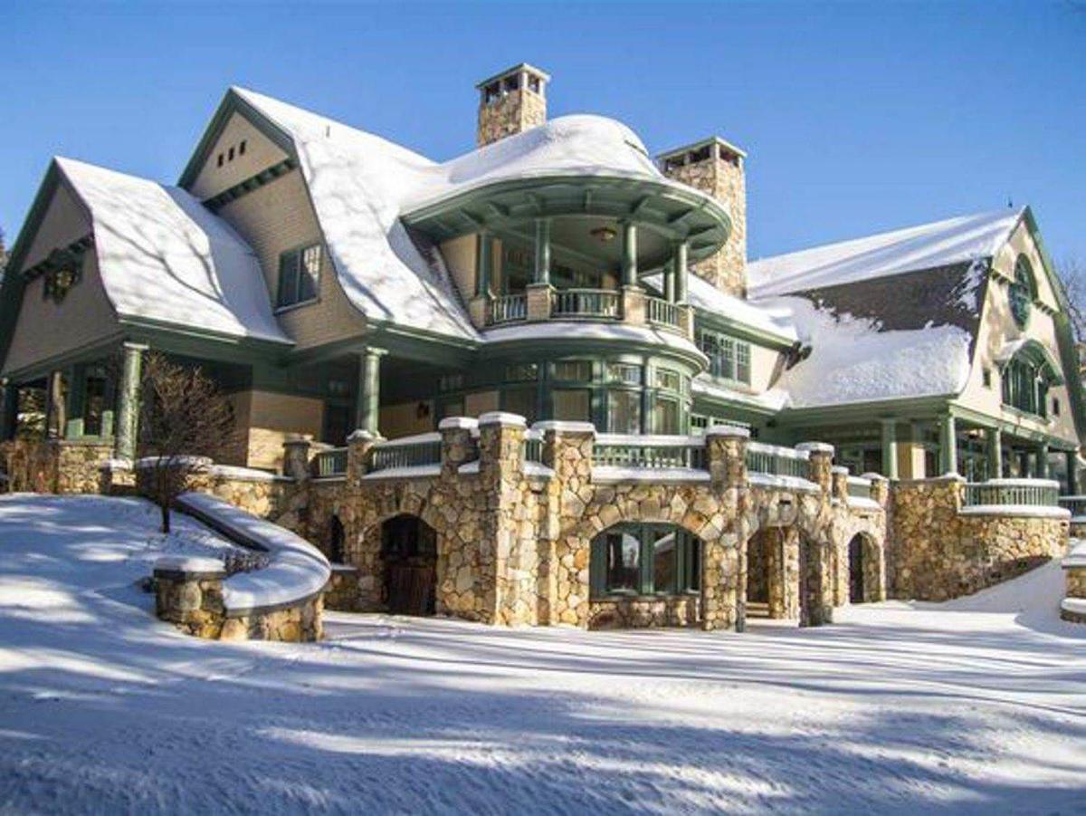 Wolfeboro mansion sale