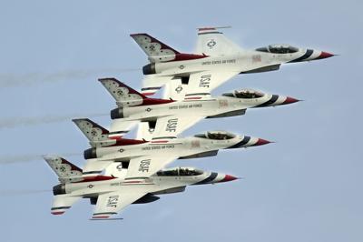 U.S. Air Force's Thunderbirds