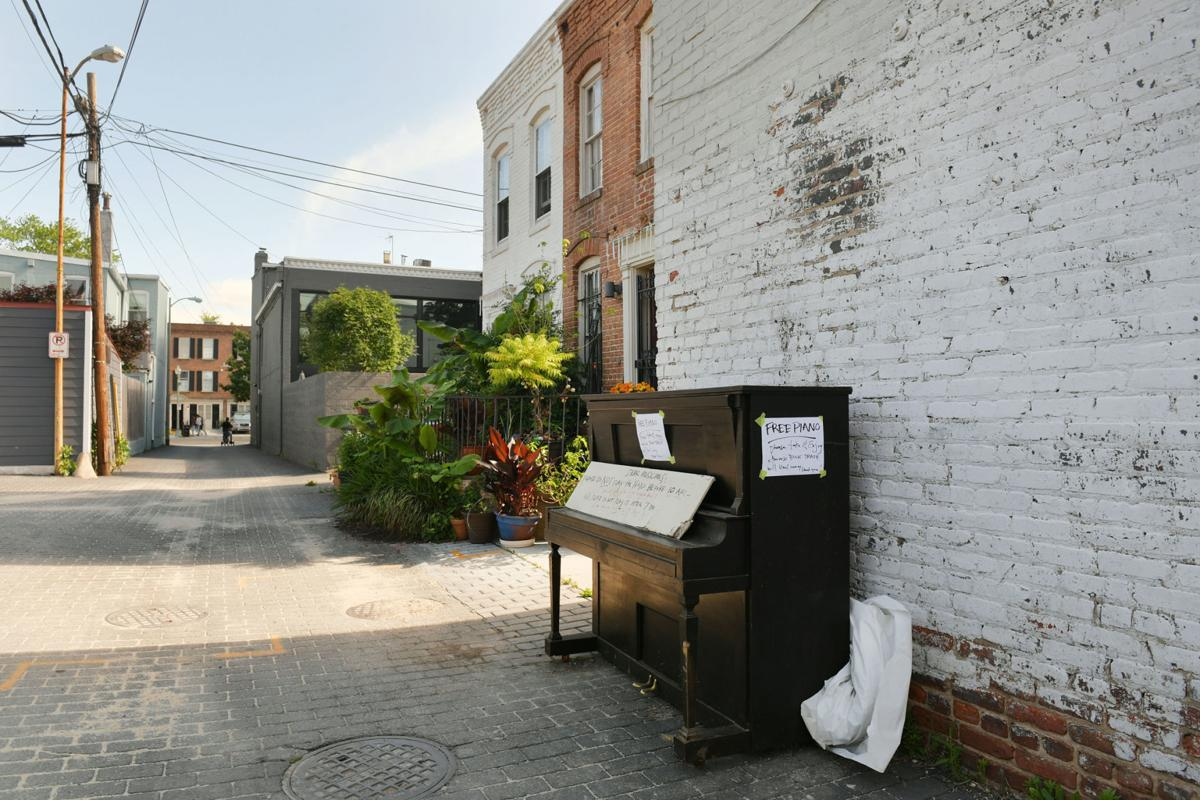 Considering parting with your piano? It won't be easy.