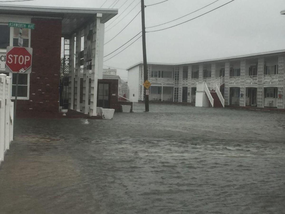 Flooding in Hampton