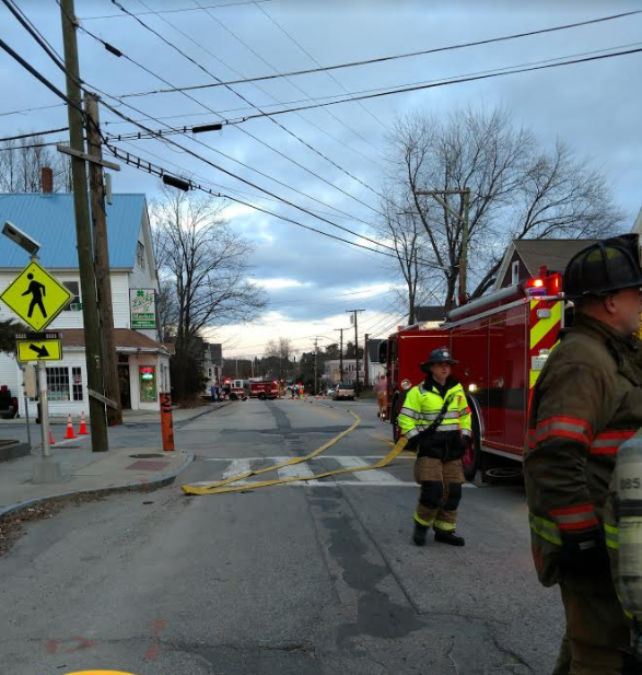 No injuries suffered in Nashua gas leak