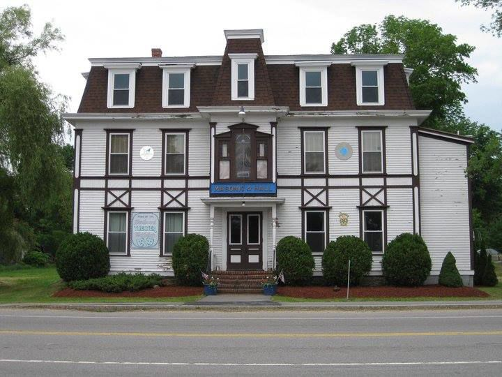 Masonic Lodge in Northwood