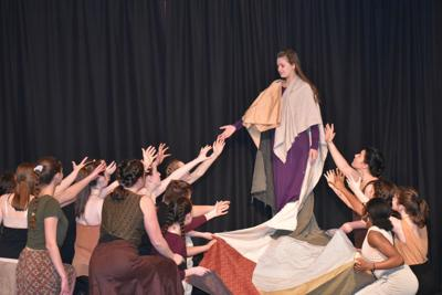 Teen edition of 'Aida' takes over Derry