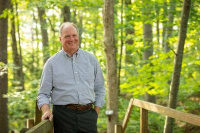 Savage to lead Forest Society