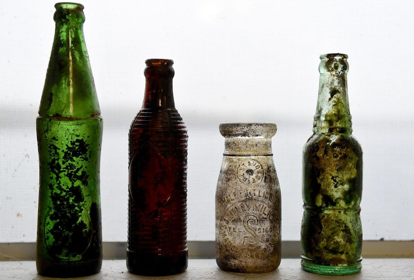 Bottle discoveries