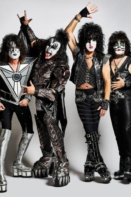 KISS goodbye tour adds Manchester performance Feb. 1