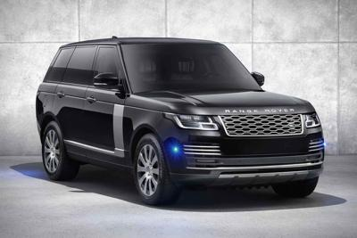 The 2020 Range Rover Sentinel