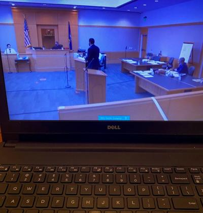 Livestream trial in Hillsborough County Superior Court
