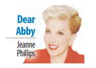 Dear Abby column sig