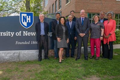 Business leaders picked to serve on new UNH Business Advisory Council