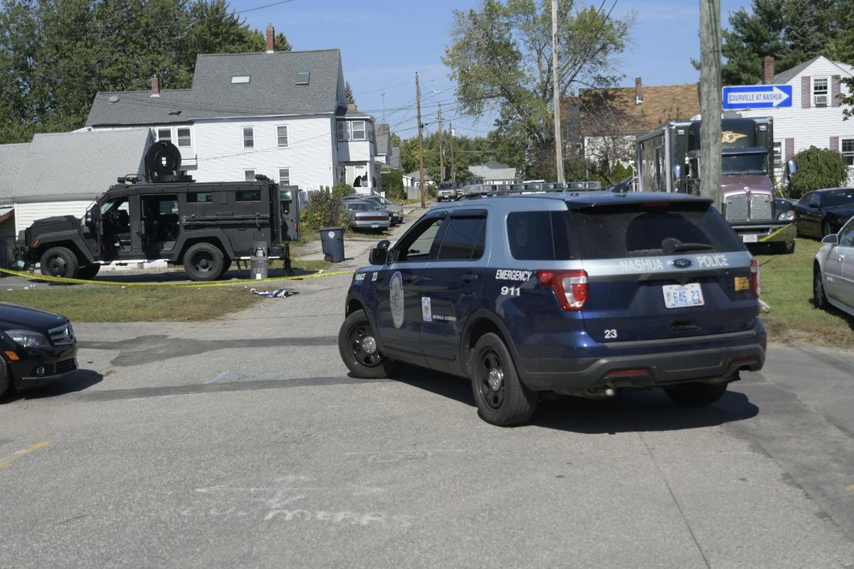 Man shot by police during overnight standoff in Nashua
