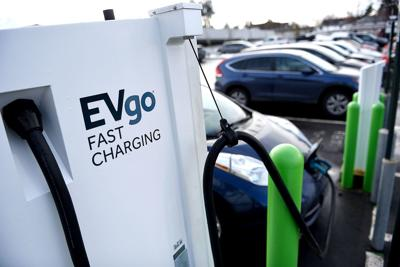 No charge: More electric vehicle charging stations coming to a highway near you