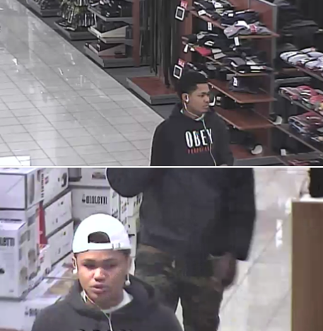 Bedford police investigating two department store thefts | Crime