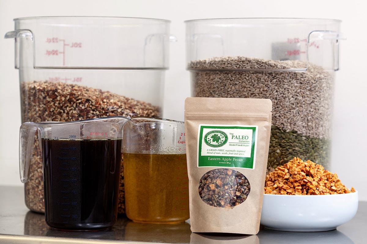 Maple Nut Farm ingredients