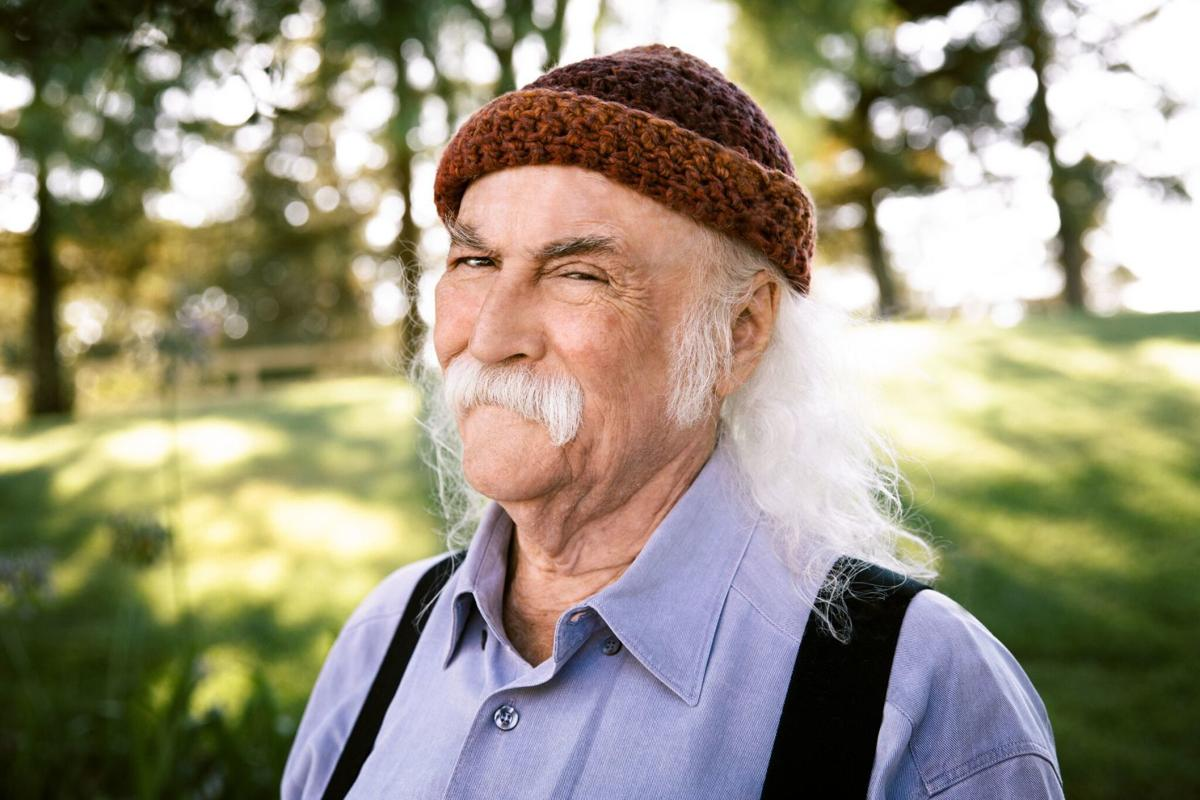 David Crosby makes tour stop in Concord