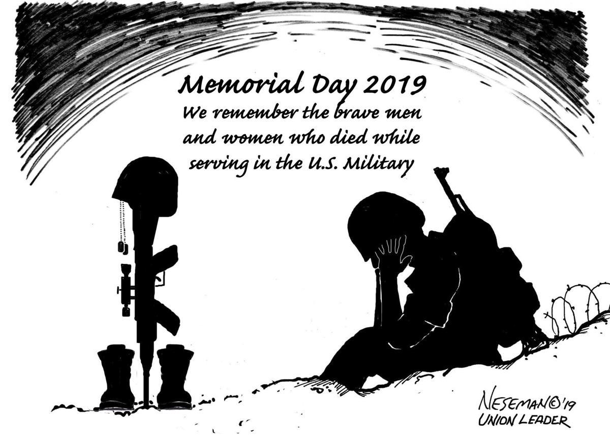 Editorial Cartoon, May 26, 2019