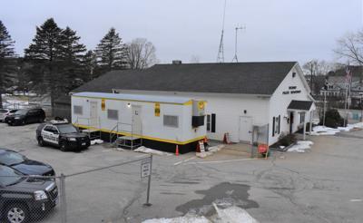 Belmont police station