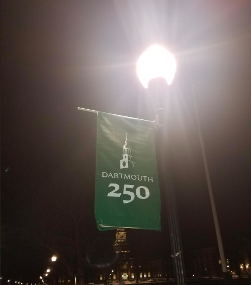 Photo: 190205-news-dartmothbannerthefts Police looking for banner thieves