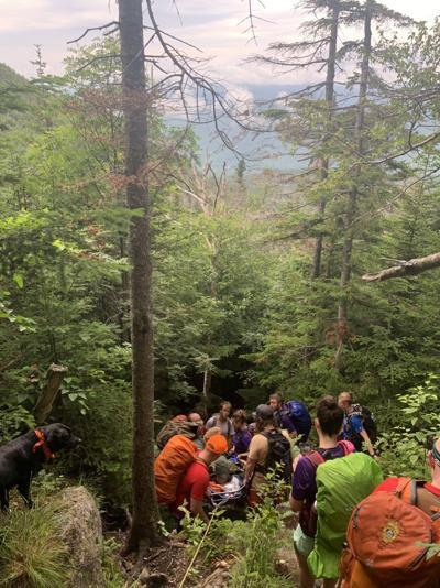Rescue of Mount Adams