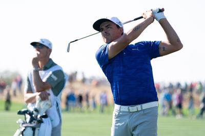 PGA: Waste Management Phoenix Open - Second Round