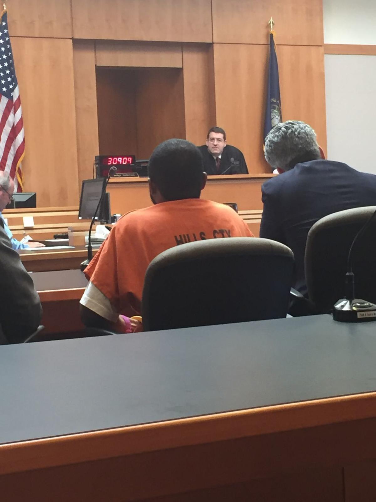 Judge sentences Brandon Griffin