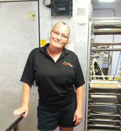 Drawing worldwide support, fired lunch lady offered her job back; she's not interested