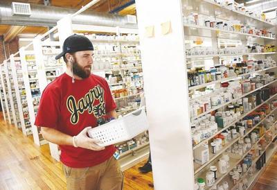 Filling orders at PillPack