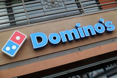 Manchester Man Struck By Car After Robbing Dominos Pizza