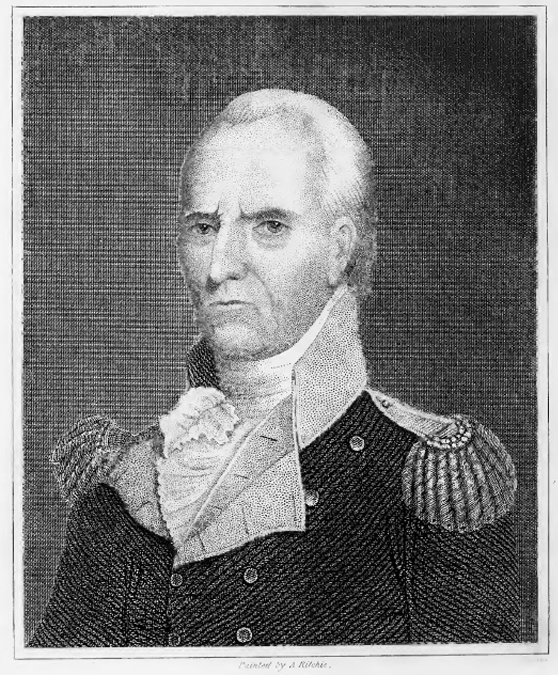Maj. Gen. John Stark