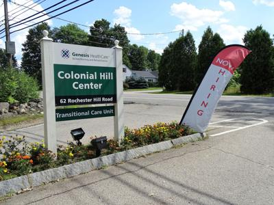 Colonial Hill Center