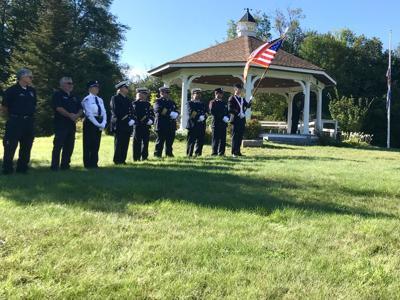 Deerfield 9/11 ceremony