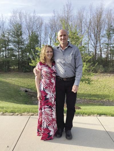 40th anniversary: Mr. and Mrs. Pepelis
