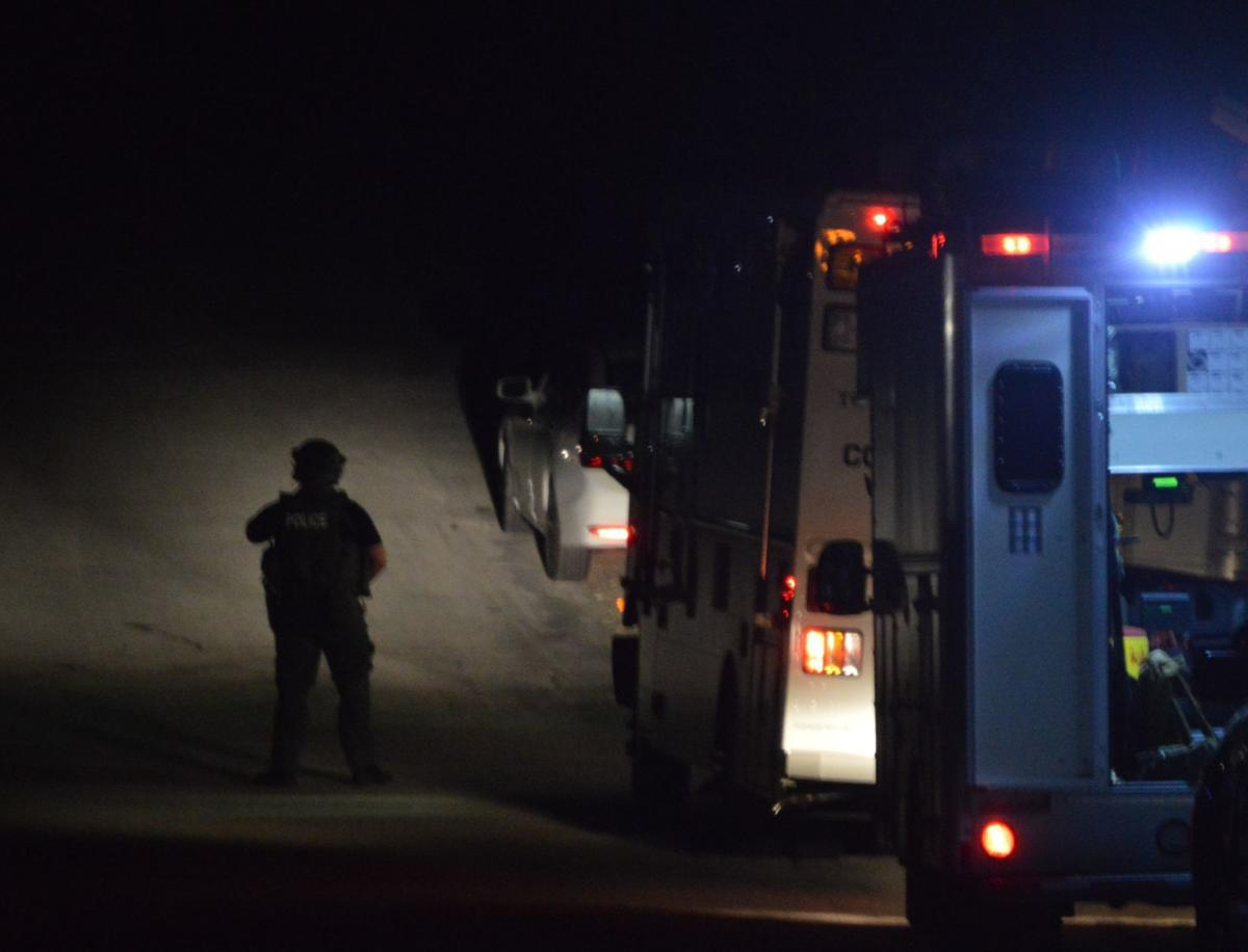 SWAT incident with shots fired was third standoff with Raymond man