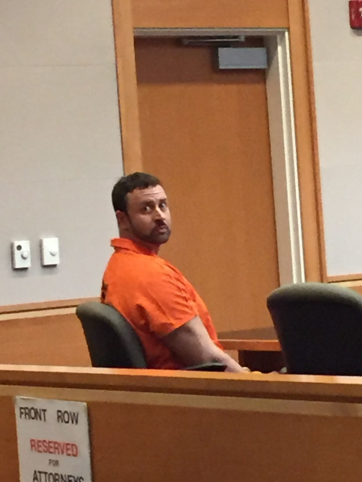 Winslow in court