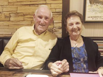 65th: Mr. and Mrs. Scanlon