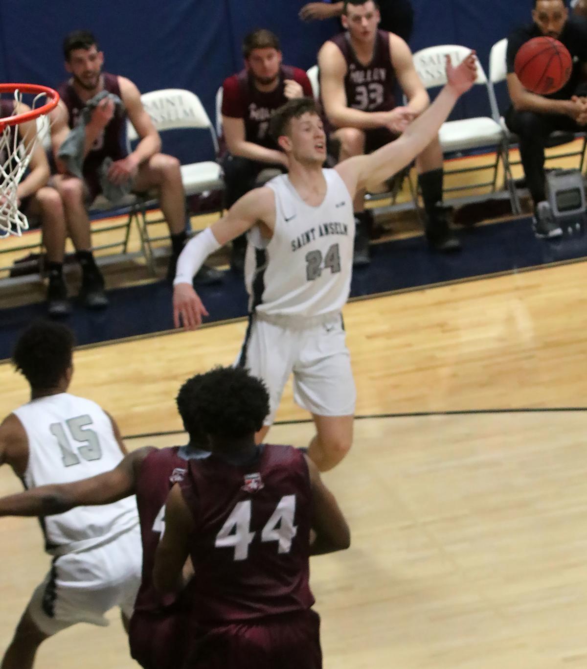 St. Anselm basketball