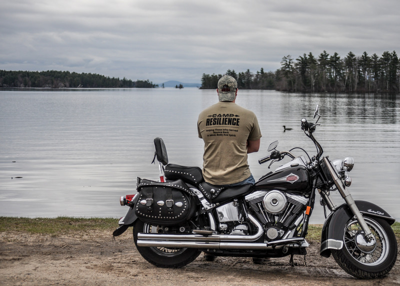Camp Resilience announces first motorcycle ride