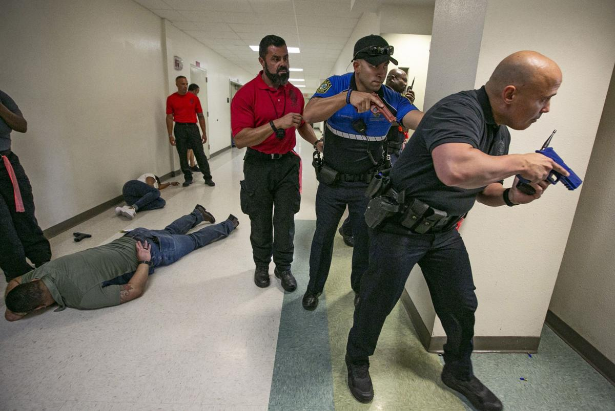 How to improve your chances against an active shooter