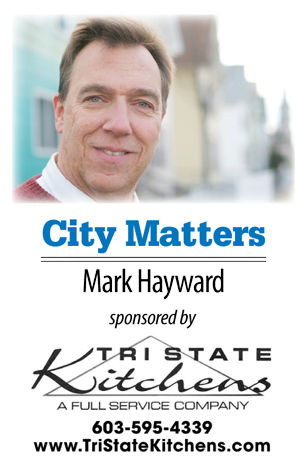 Mark Hayward's City Matters: Sixteen years later, the bookmobile rides again