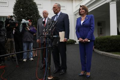Pelosi, Schumer and Hoyer