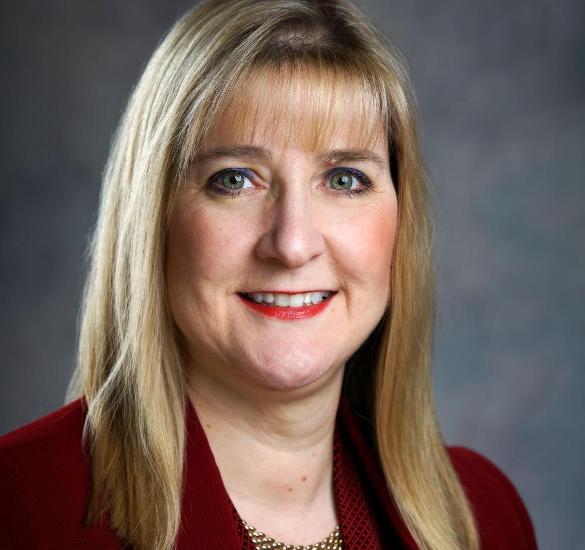 Senate President Donna Soucy