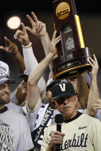 NCAA Baseball: College World Series
