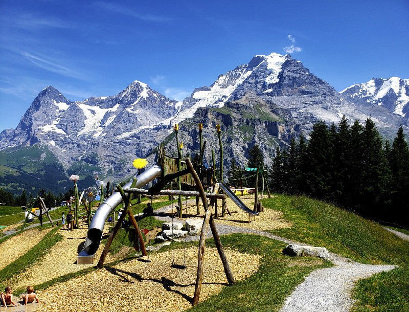 Travel: Switzerland's mountains of magnificence