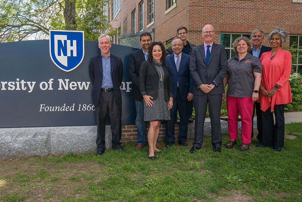 Business leaders picked to serve on new UNH Business Advisory Council (copy)