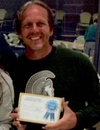 Former Pembroke Academy coach Brad Keyes