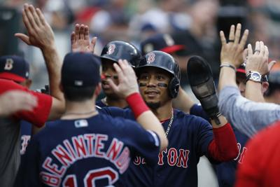 MLB: Boston Red Sox at Detroit Tigers