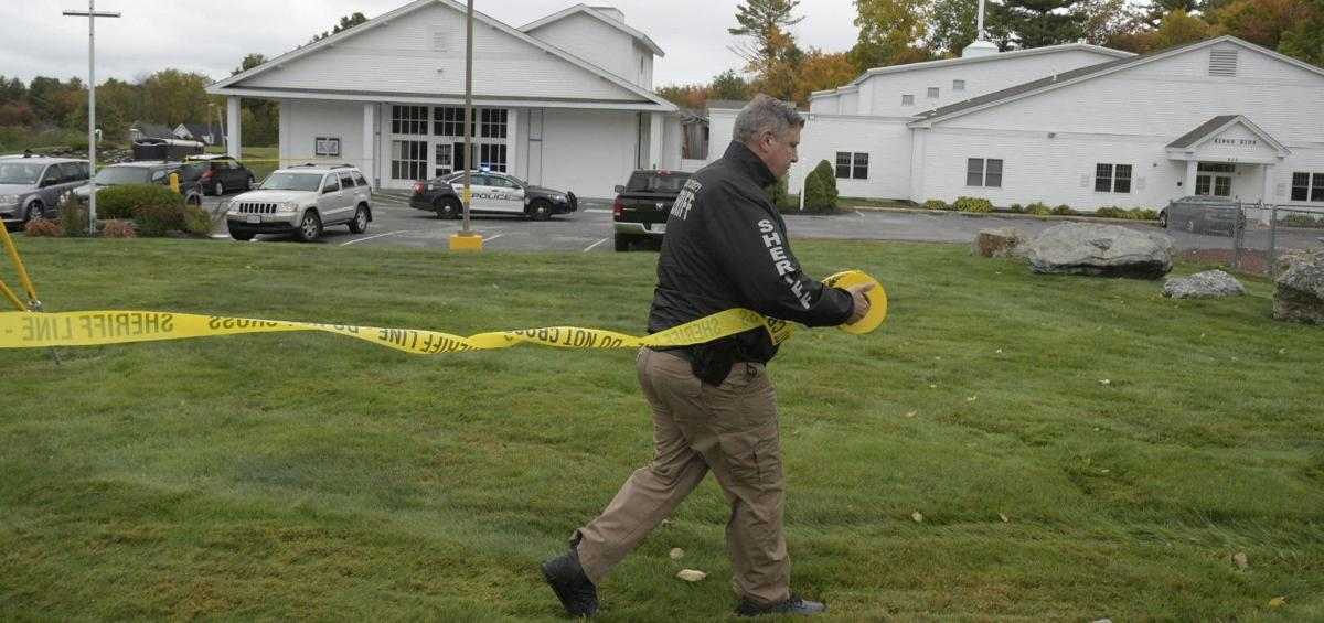 Churchgoers leap into action after man shoots two in Pelham church - The Union Leader thumbnail