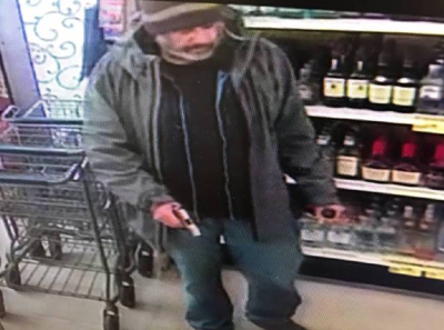Pittsfield man charged with robbing state liquor store