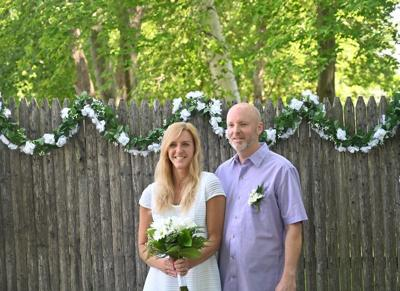 Wedding: Mr. and Mrs. Costello