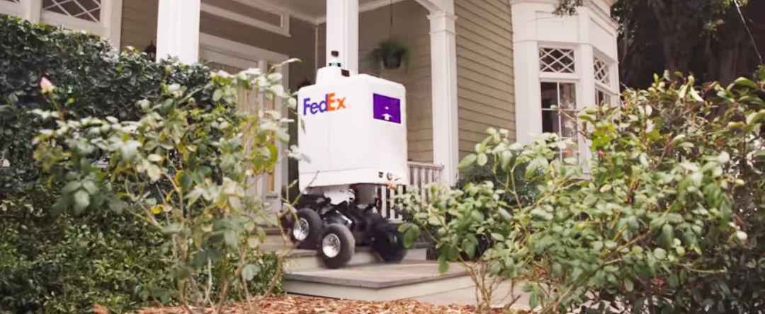 FedEx Same-Day Robot